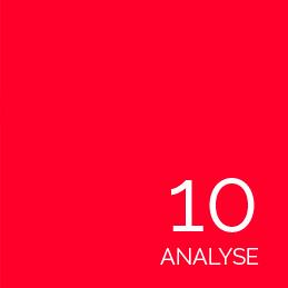 10. ANALYSE