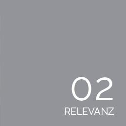 2. RELEVANZ