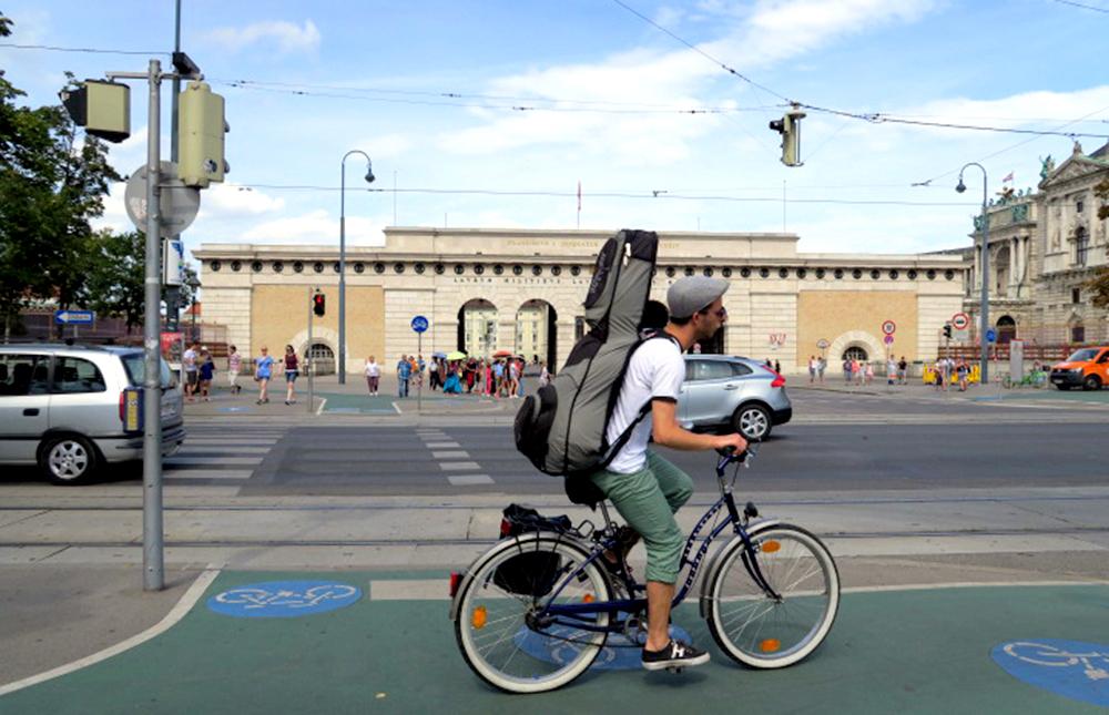 bike in vienna