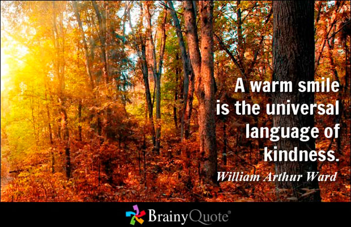 a-warm-is-the-universal-language-of-kindness-ward-i-diom