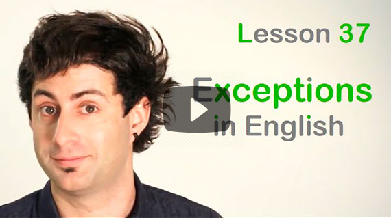 exceptions-in-english-video-lesson